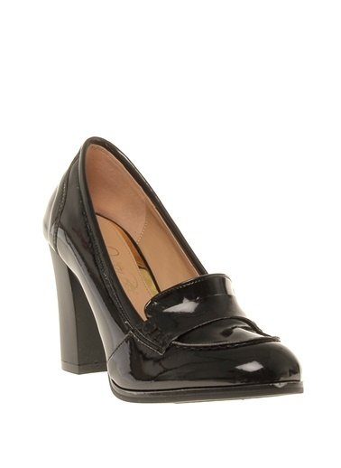 Limon Company Kadın Topuklu Ayakkabı Siyah